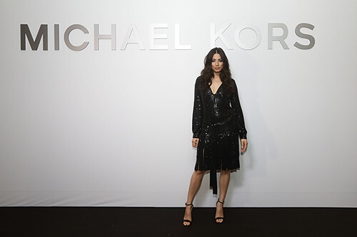 Jessica Gomes(ジェシカ・ゴメス) (C) Getty Images for Michael Kors