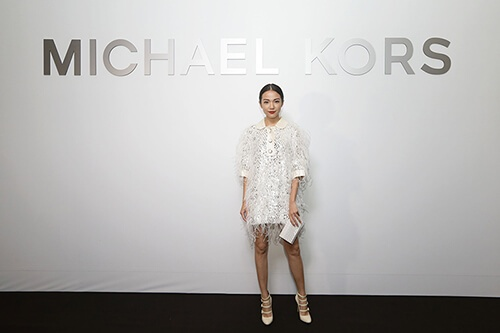 Yoyo Cao(ヨーヨー・カオ) (C) Getty Images for Michael Kors